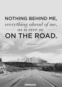 travel quote Jack Kerouac