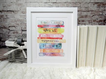 JaneAusten_Book_Art