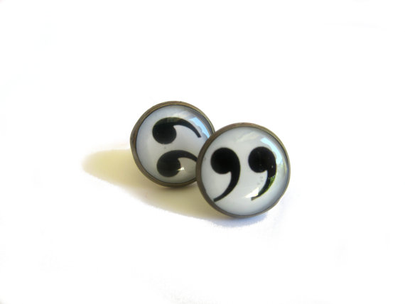 quotation_mark_earrings_gift_for_writer_jewelry - Copy