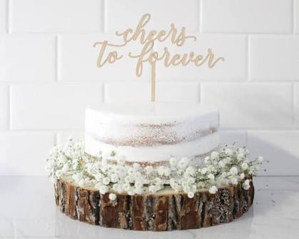 simple_boho_wedding_cake_topper