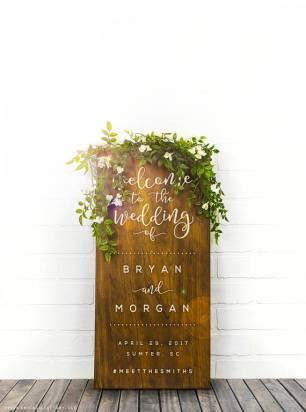wedding_welcome_sign