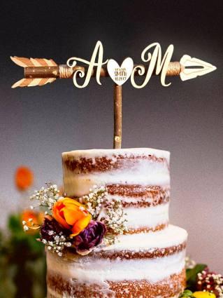 wood_arrow_cake_topper