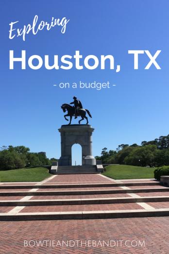 Exploring Houston Texas on a budget