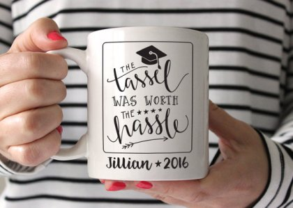 Graduation Coffee Mug