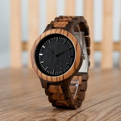Graduation Gift- Wooden Watch for Him